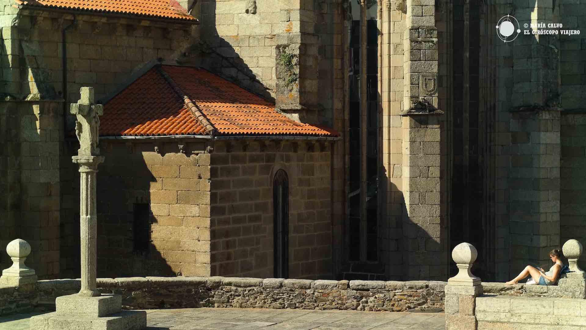 Superposición de cuerpos de la iglesia conventual de San Francisco