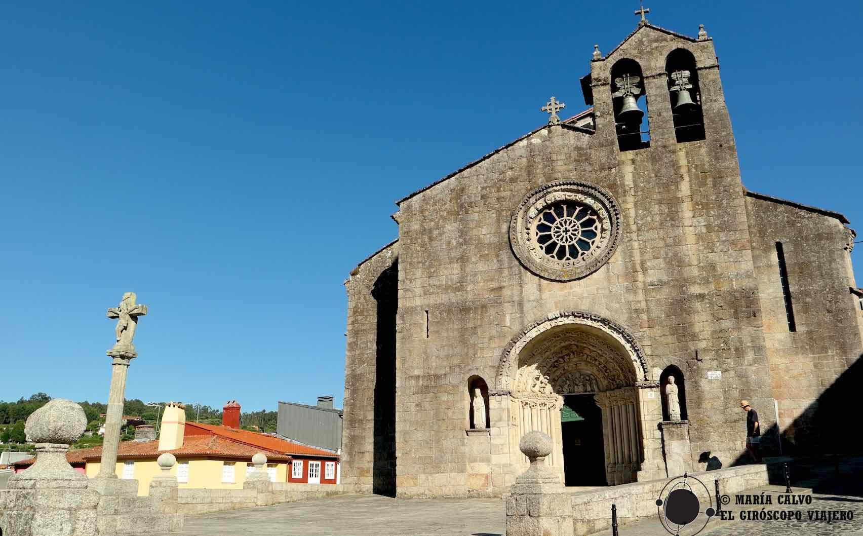 La otra joya del Gótico gallego, la iglesia de Santa María do Azougue