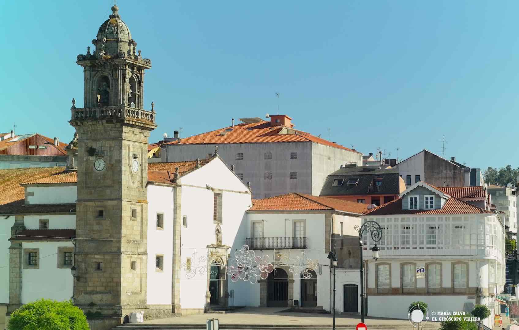 La inmensa plaza irmaos García Naveira