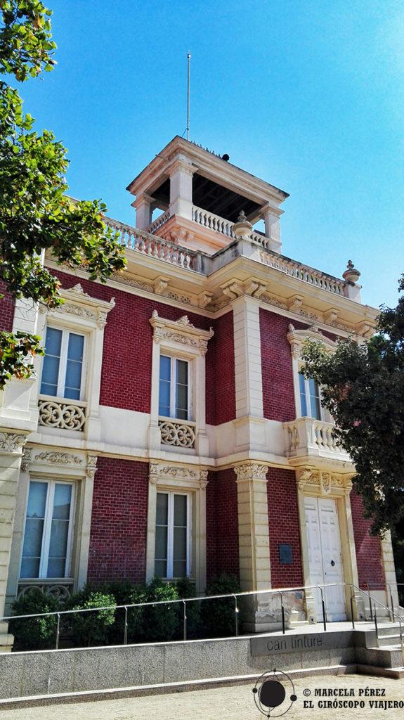 Edificio de Can Tinturé