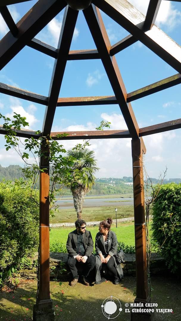 Amor en los jardines de Mariñán