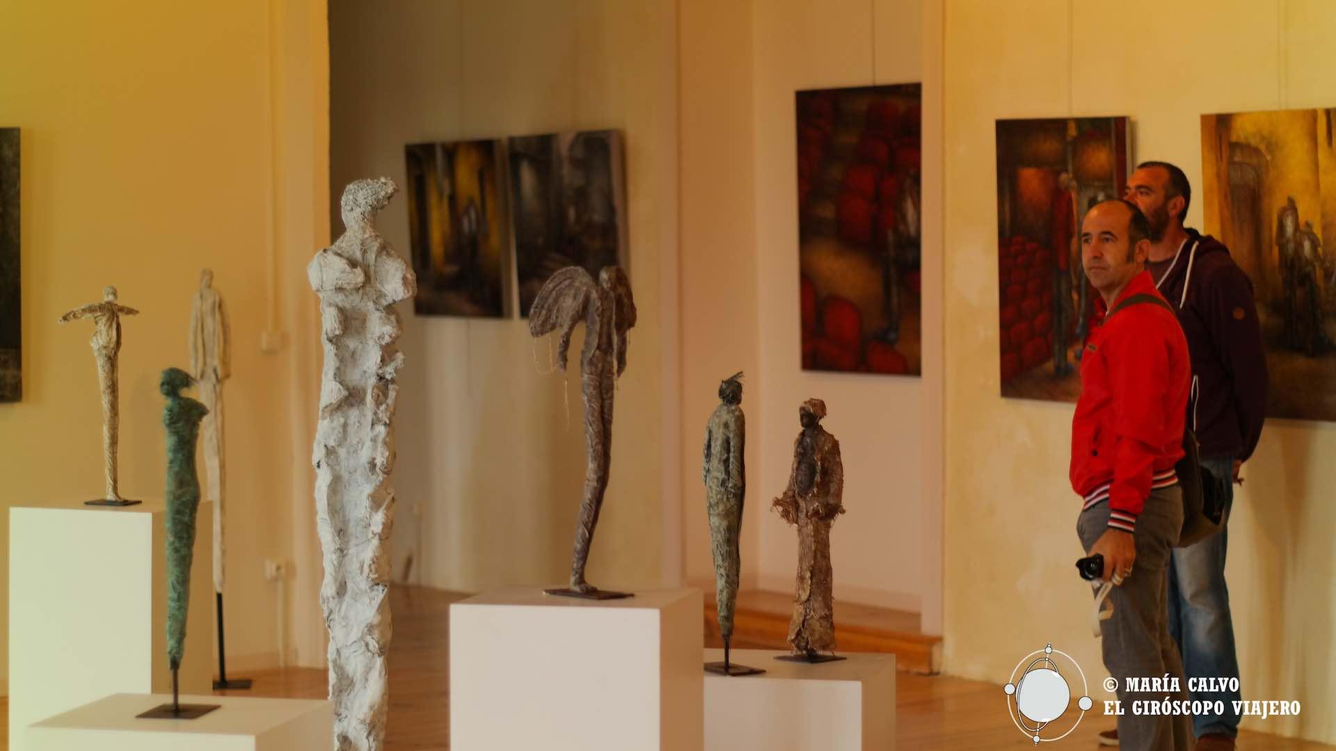 Arte, cultura,...¡el pueblo de Lauzerte se mueve !