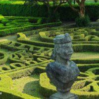 Un paseo por los jardines del Pazo de Mariñán, Galicia