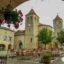 Visita al pueblo medieval de Lauzerte, sur de Francia
