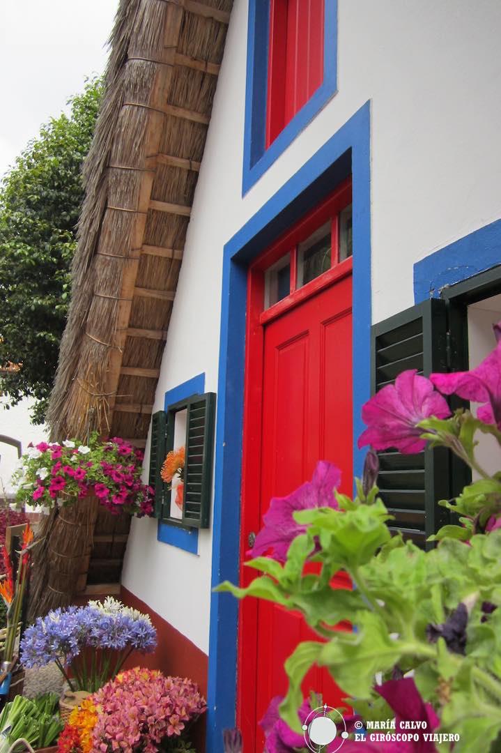 Madeira es la isla de las flores