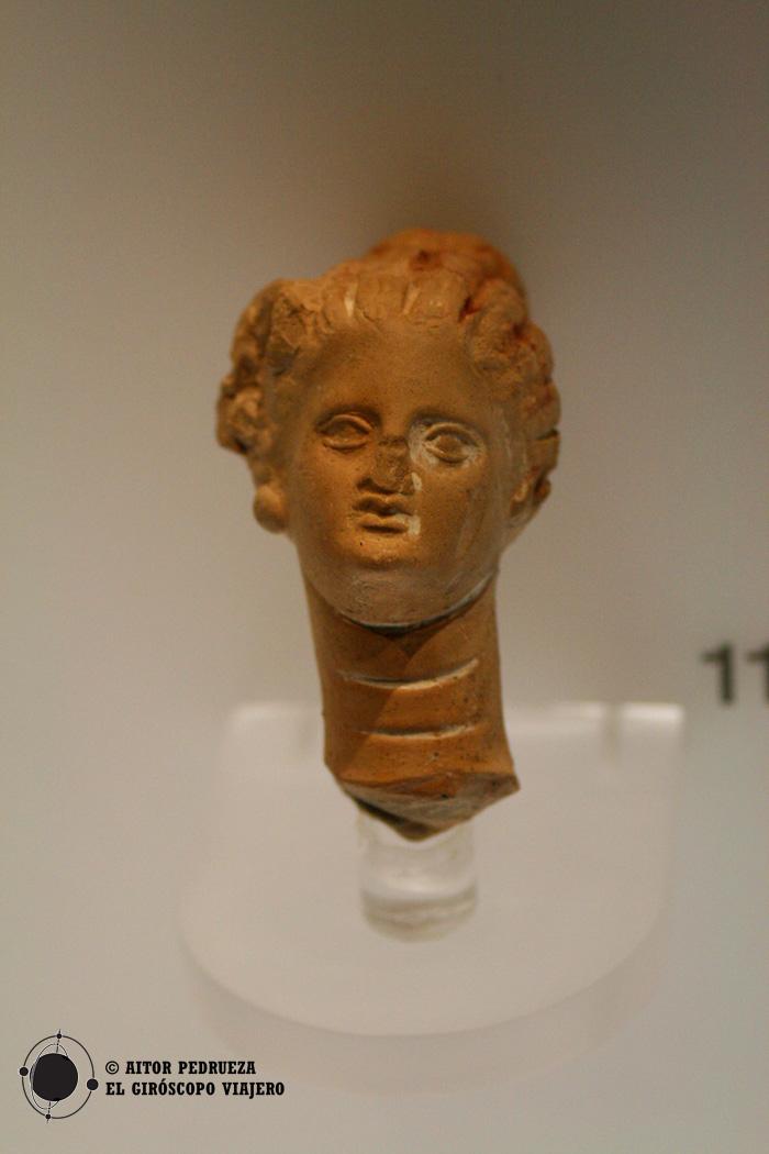 Objeto romano encontrado en Sant Boi