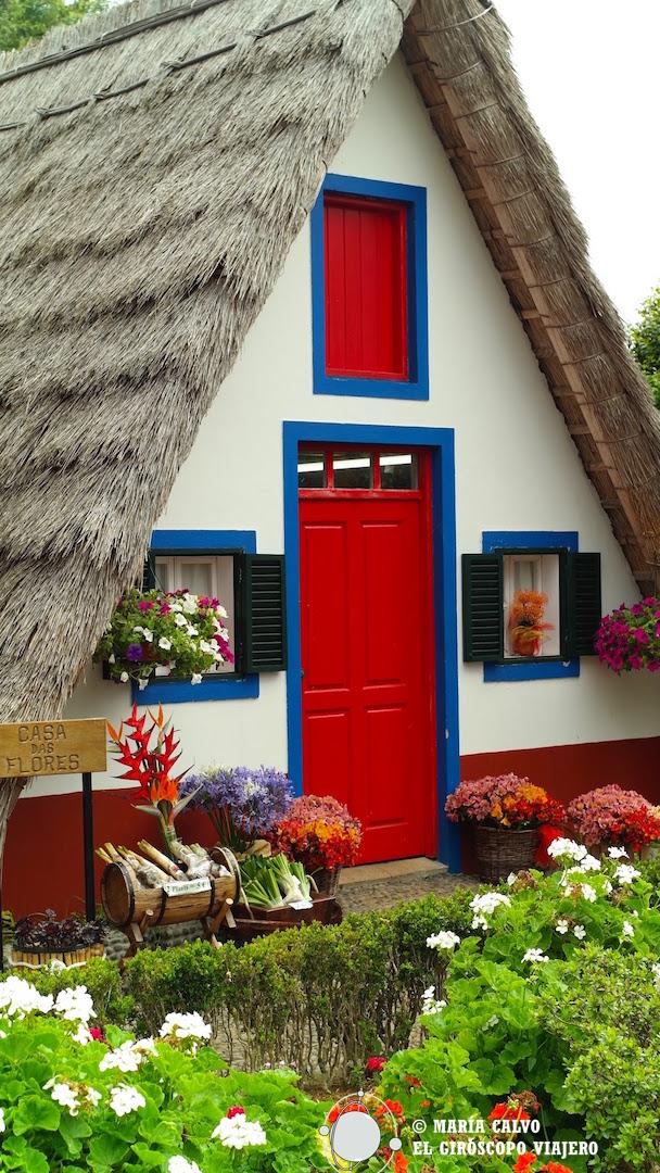 La Casa de las Flores de Santana