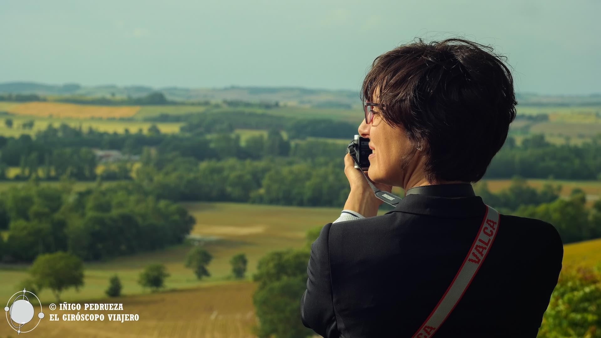 En un viaje de prensa en el Tarn-et-Garonne, Francia