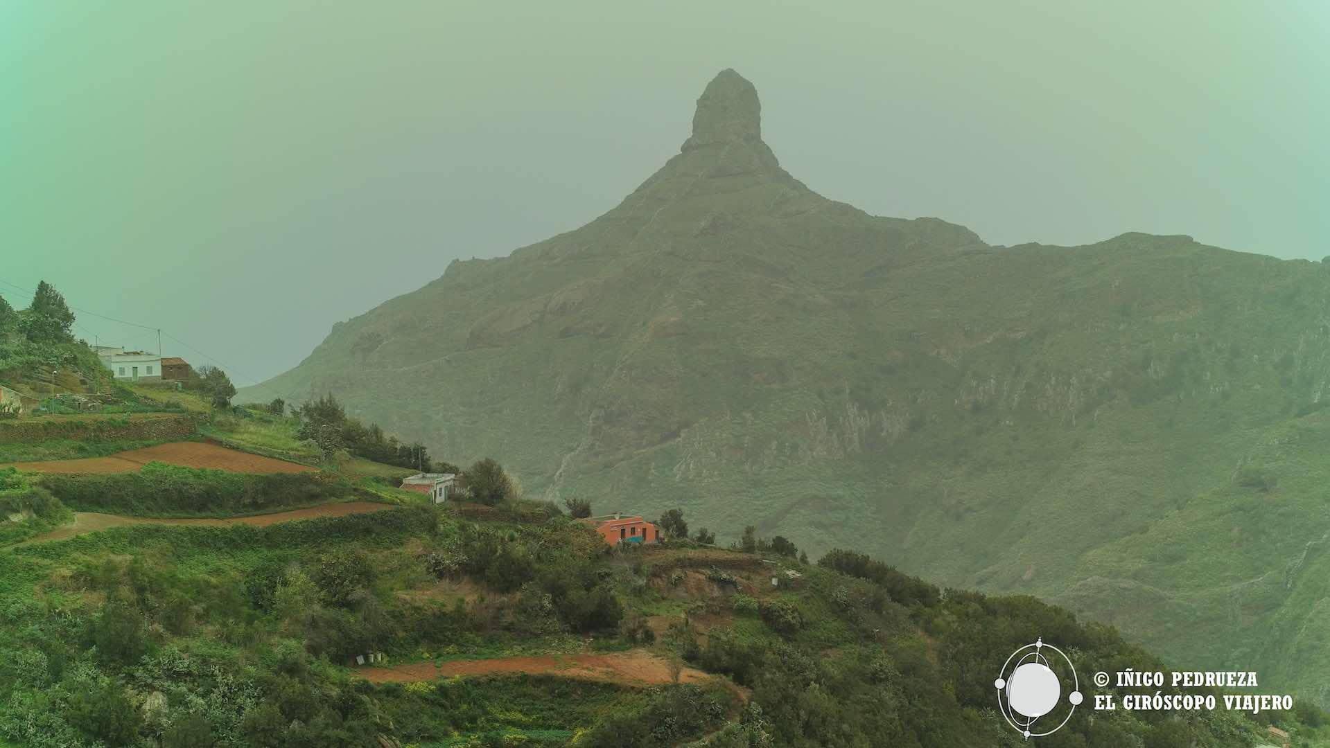 El Parque Rural de Anaga, joya de Tenerife