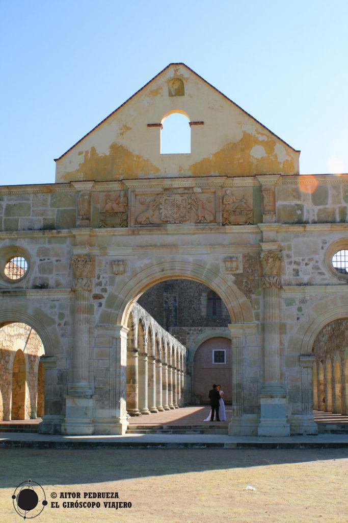 Ex-convento de Cuilapam de Guerrero