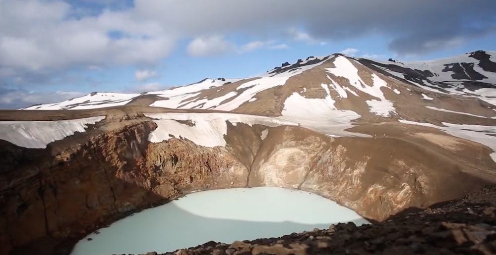Viajando por Islandia con los videos de Jordan Bastoni