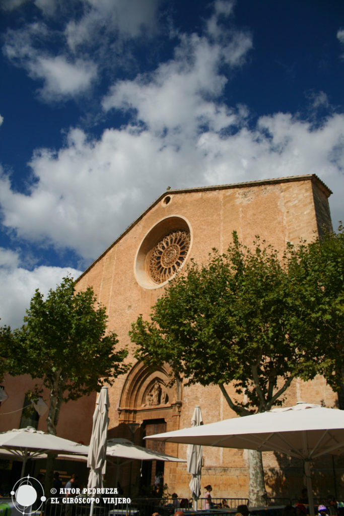 Iglesia de Mare de Déu dels Àngels