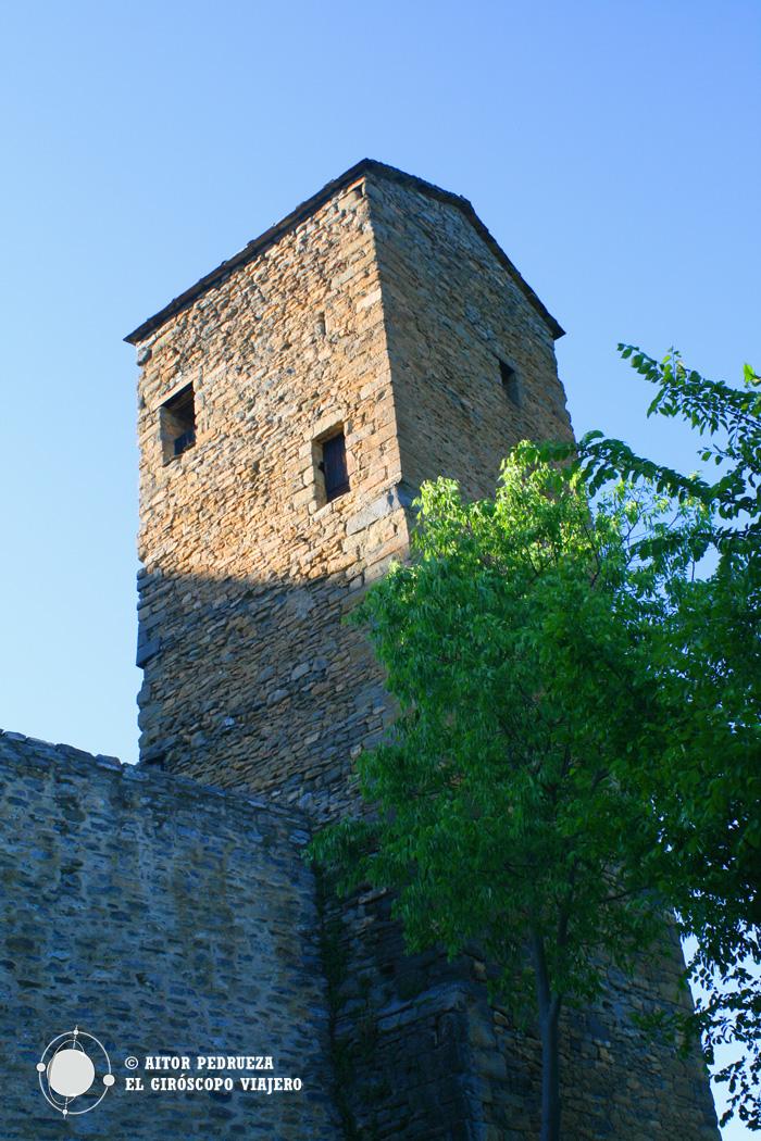 Torre de la Cárcel de Montañana