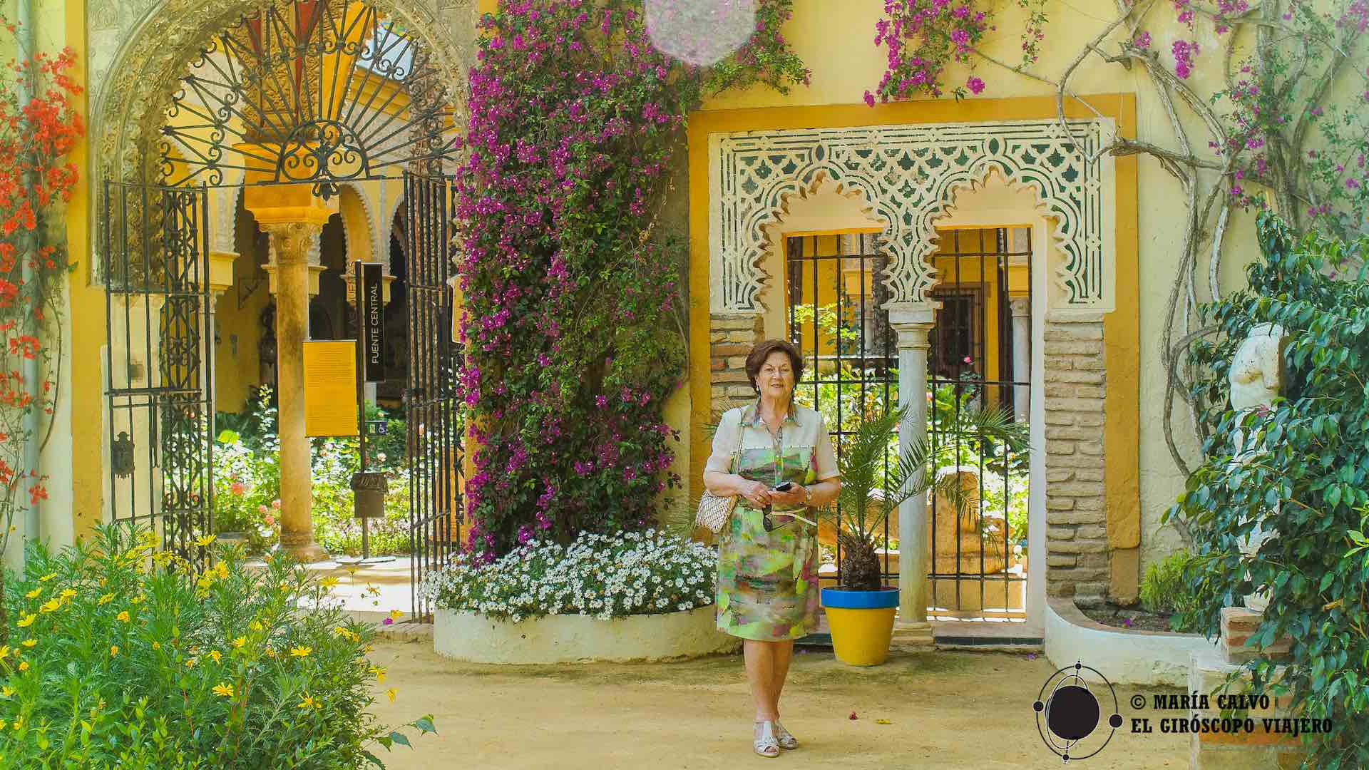 Visita Al Palacio De Las Dueñas Sevilla Donde Nació Machado