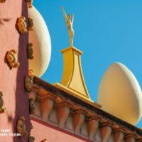Visita al Teatro Museo Dalí en Figueres. Pasaporte al universo surrealista de Dalí