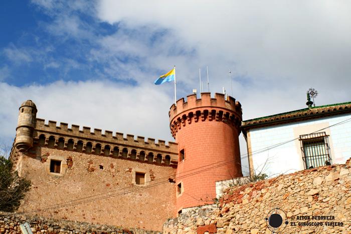 Las diferentes fases constructivas del castillo de Castelldefels