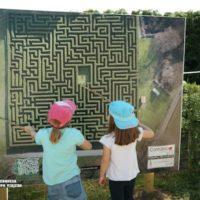 Viaje al Laberinto de Villapresente, el más grande de España, en Cantabria
