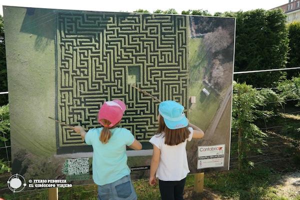como llegar al laberinto de villapresente