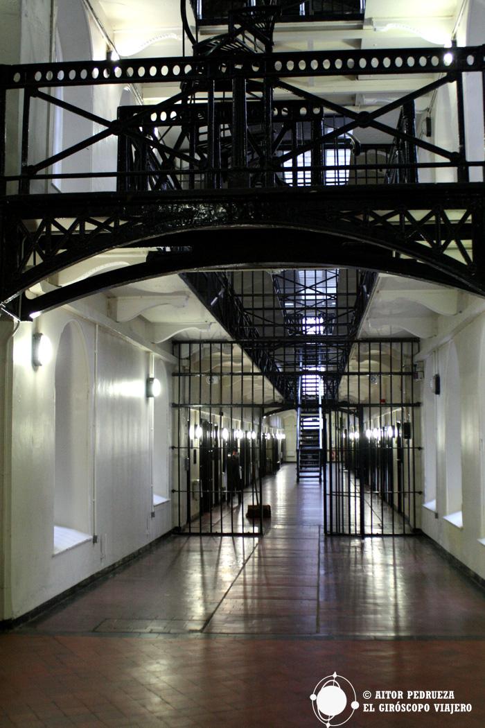 Visita a la Prisión de Crumlin Road Gaol en Belfast