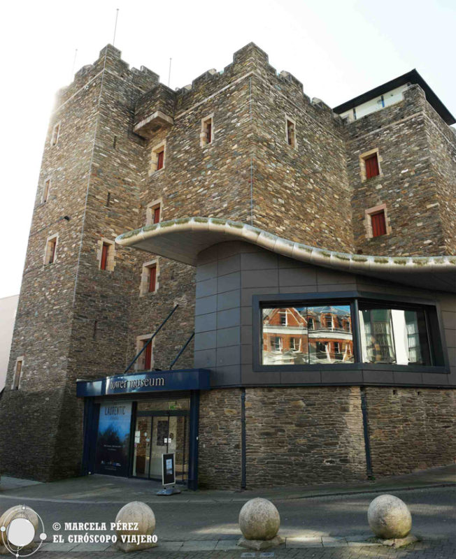 El museo del Tower Museum de Derry