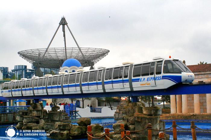 Tren Europa Park Express
