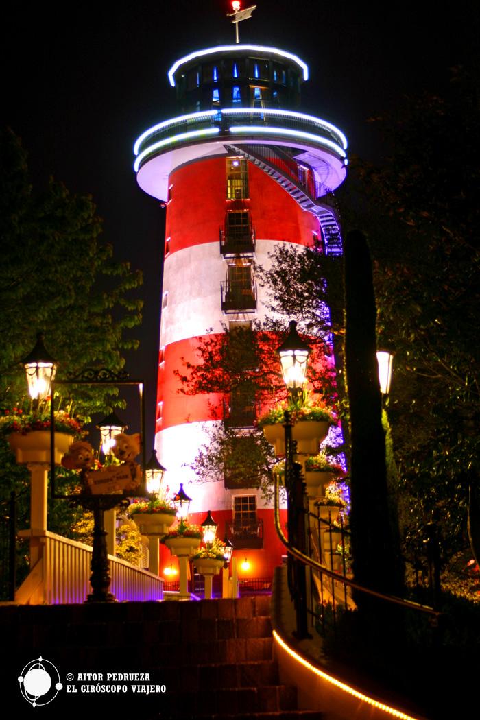 Faro del Restaurante Europa Park