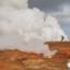 Islandia, tierra de fuego. El geositio de Gunnuhver en la Península de Reykjanes