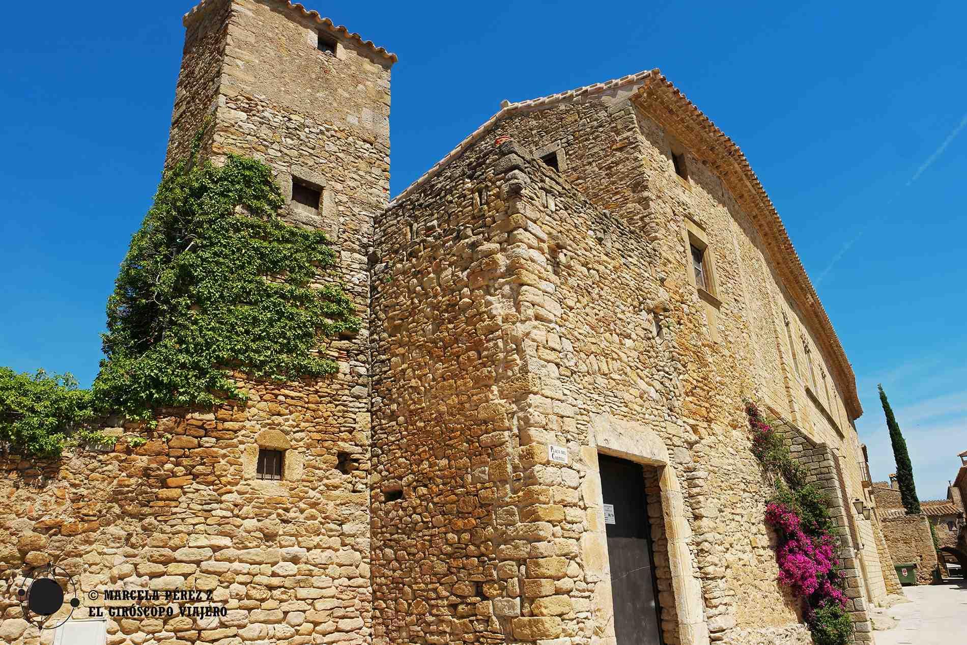 Casa Torre en Peratallada