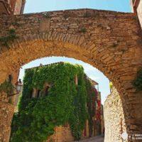 Peratallada, un pueblo mágico de Cataluña