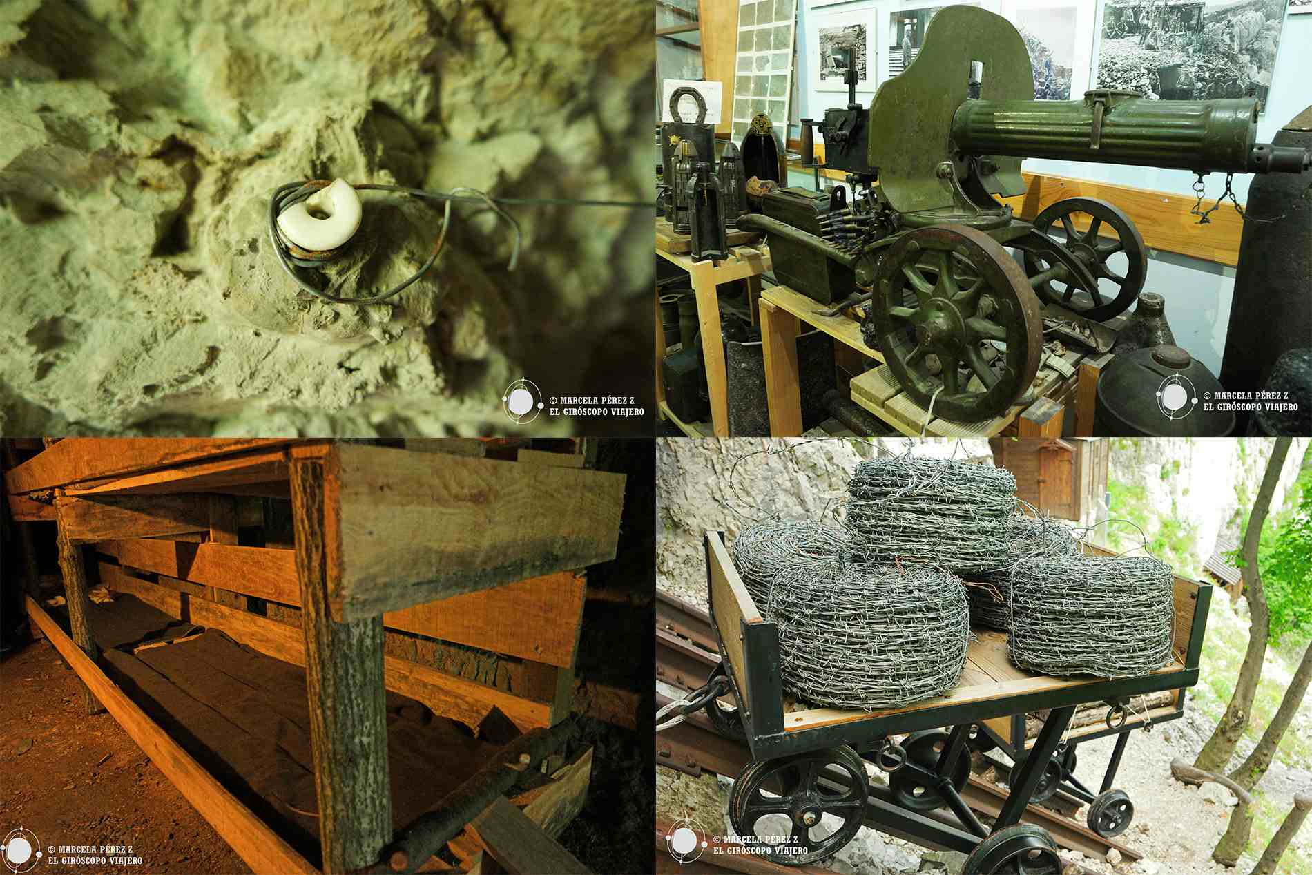 Museo del monte Sabotin