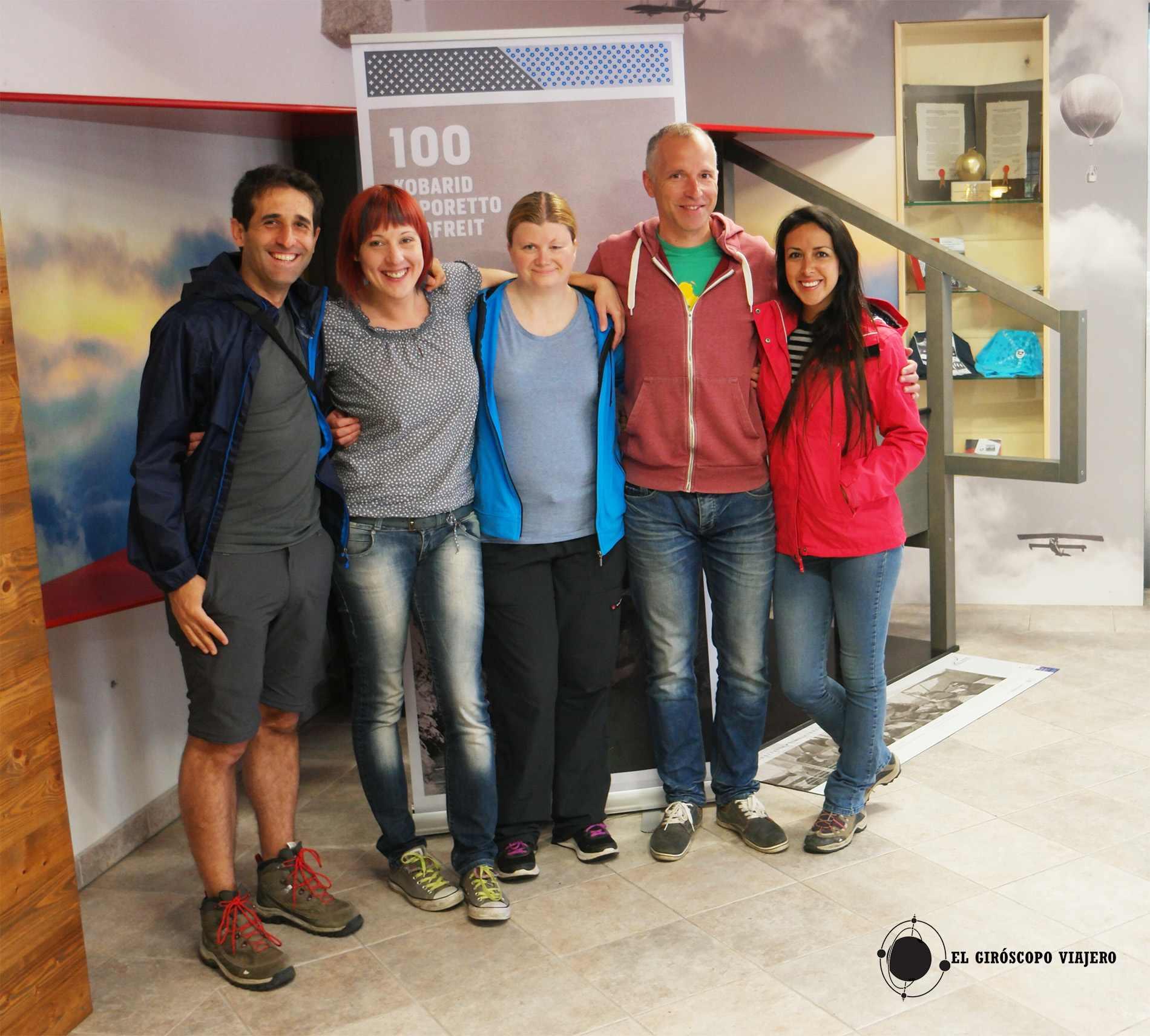 El sensacional equipo de la Fundación Pot Miru