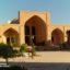El caravanserai de los poetas persas, Irán.
