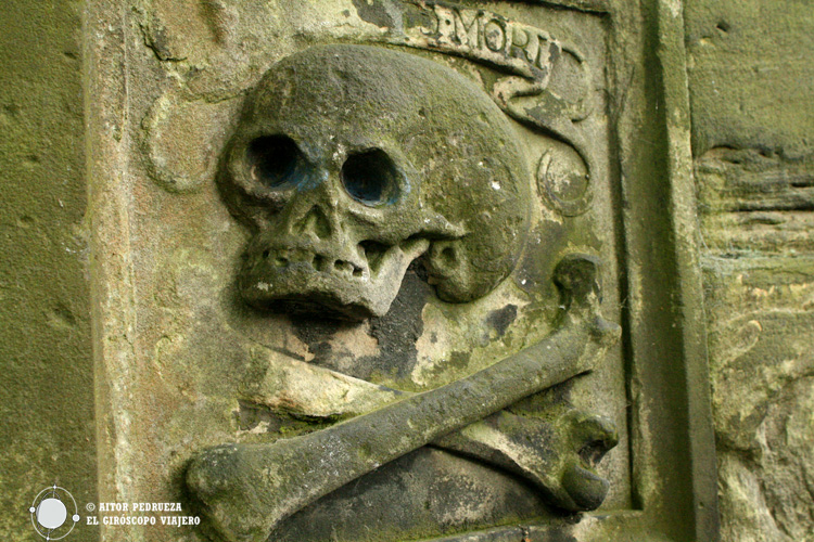 Cementerios de Edimburgo