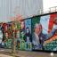 Ruta de los murales de la Paz en taxi negro por Belfast
