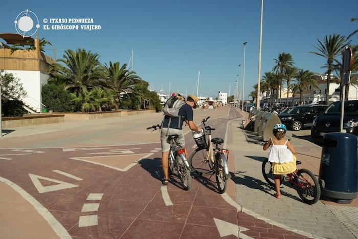 Formentera en bicicleta rutas para descubrir la isla en bici for Oficina turismo formentera