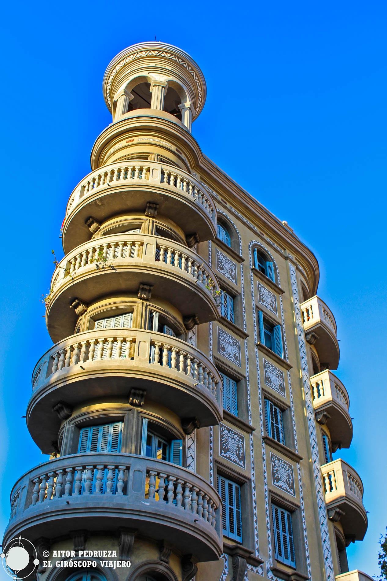 Casa Antònia Serra i Mas