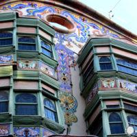 Casas y edificios singulares de Barcelona