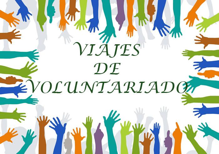 Viajes de voluntariado y solidarios