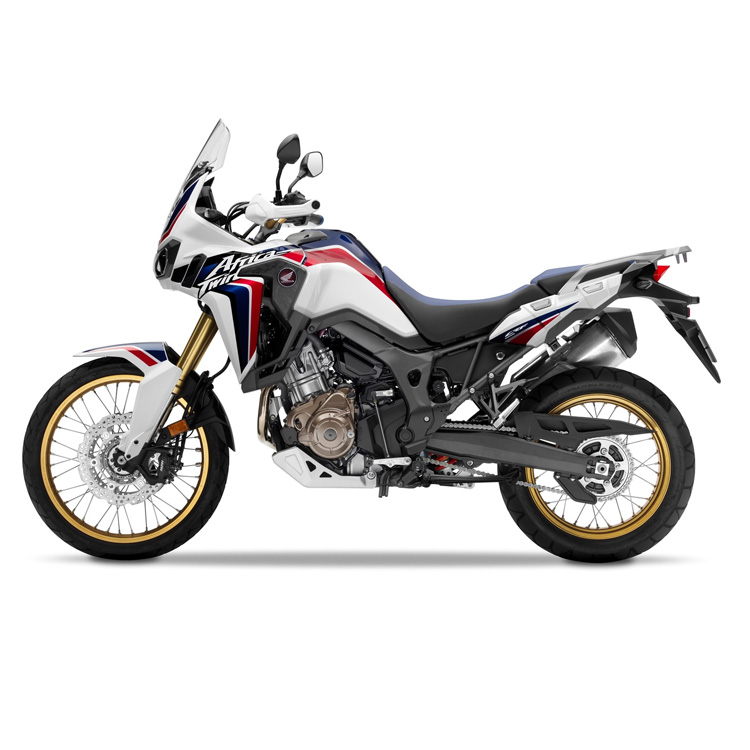Alquiler Honda Africa Twin DCT CRF1000L
