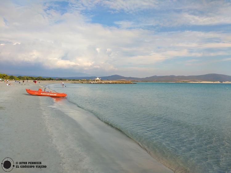 Playa de Portopino