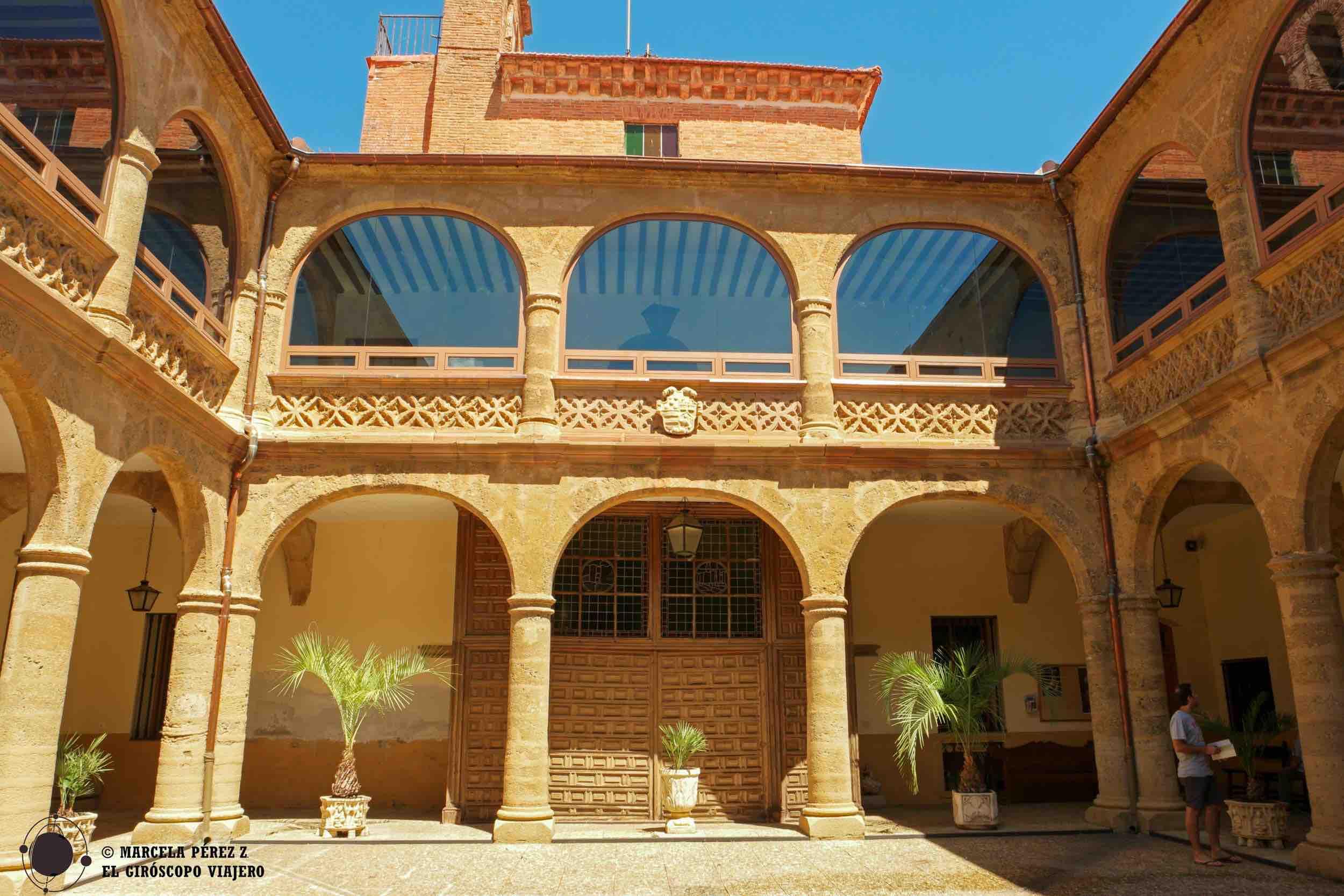 Visita benavente zamora turismo que ver for Residencia torres de la alameda