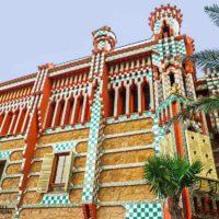 Casa Vicens, la primera casa de Gaudí en Barcelona