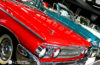 Como niños en el Museo del Automóvil de Ciudad de México