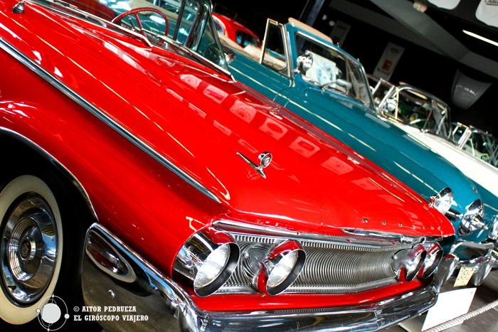 Museo del automóvil antiguo de México
