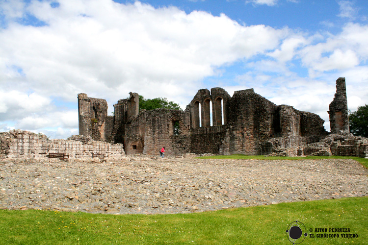 Ruinas del castillo de Kildrummy