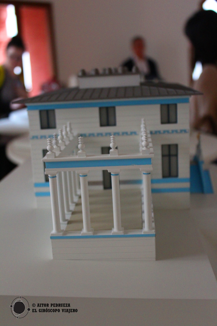 """Exposición temporal """"La primera casa, la casa propia, la casa manifiesto"""""""