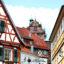 El pueblo de Gernsbach en la Selva Negra
