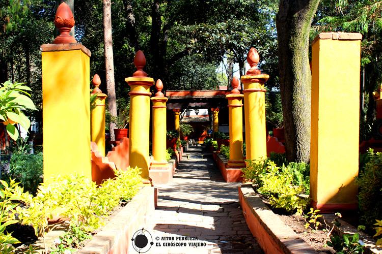 El Jardín Sonoro de la Fonoteca Nacional