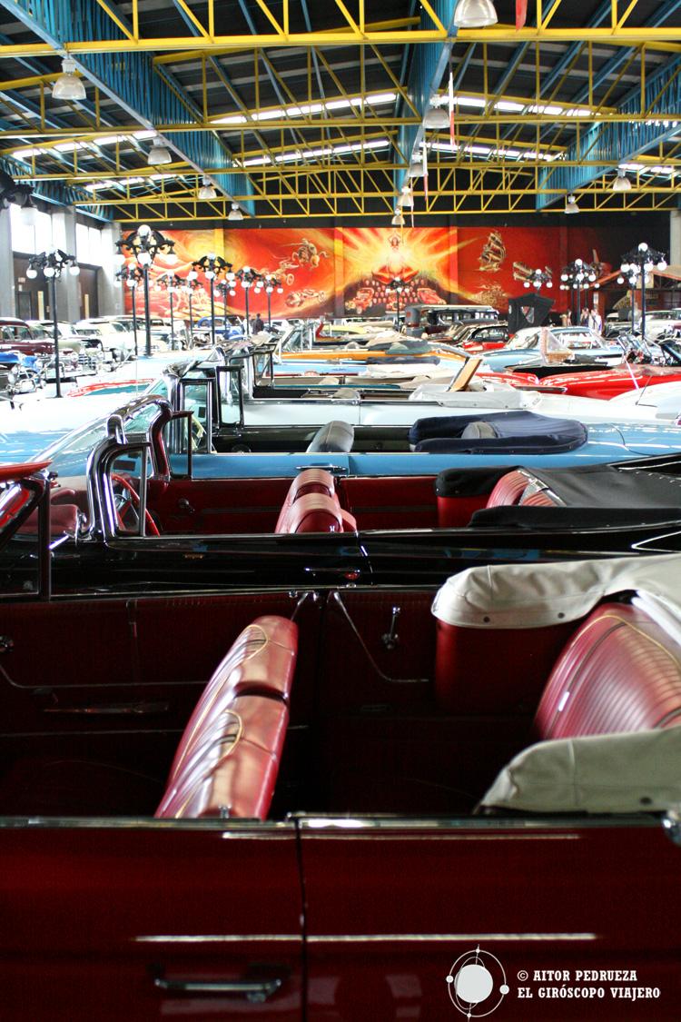 Museo del automóvil antiguo de Ciudad de México