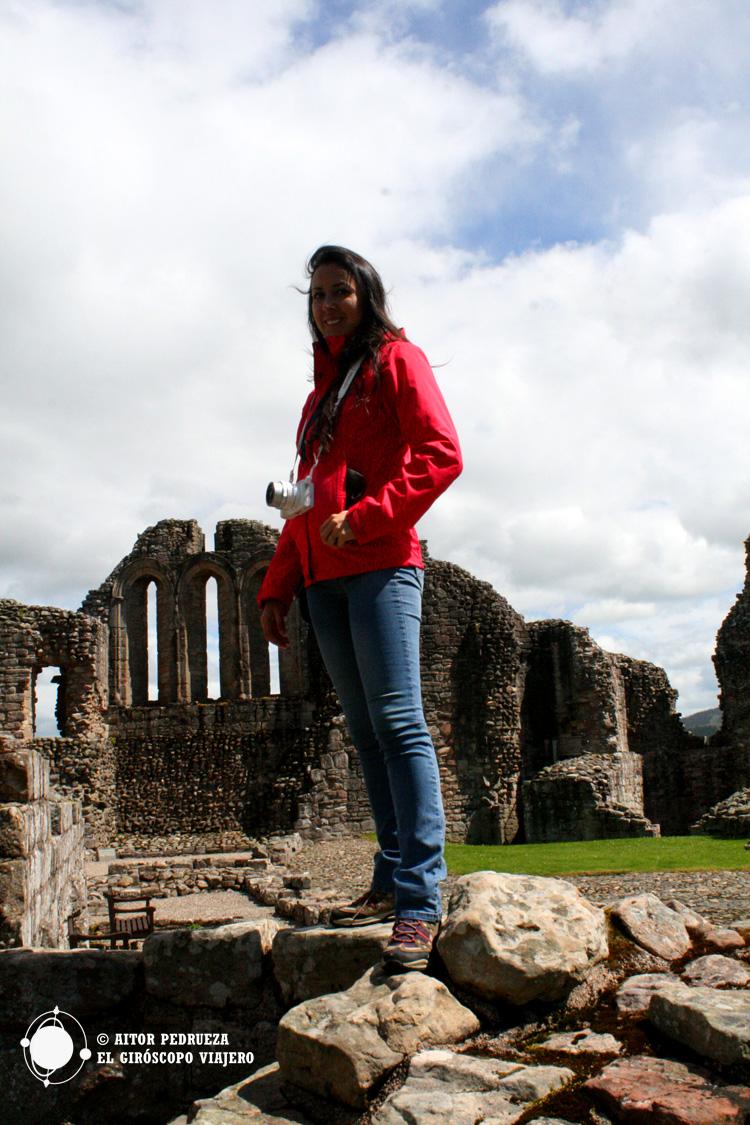Visitando el castillo Kildrummy